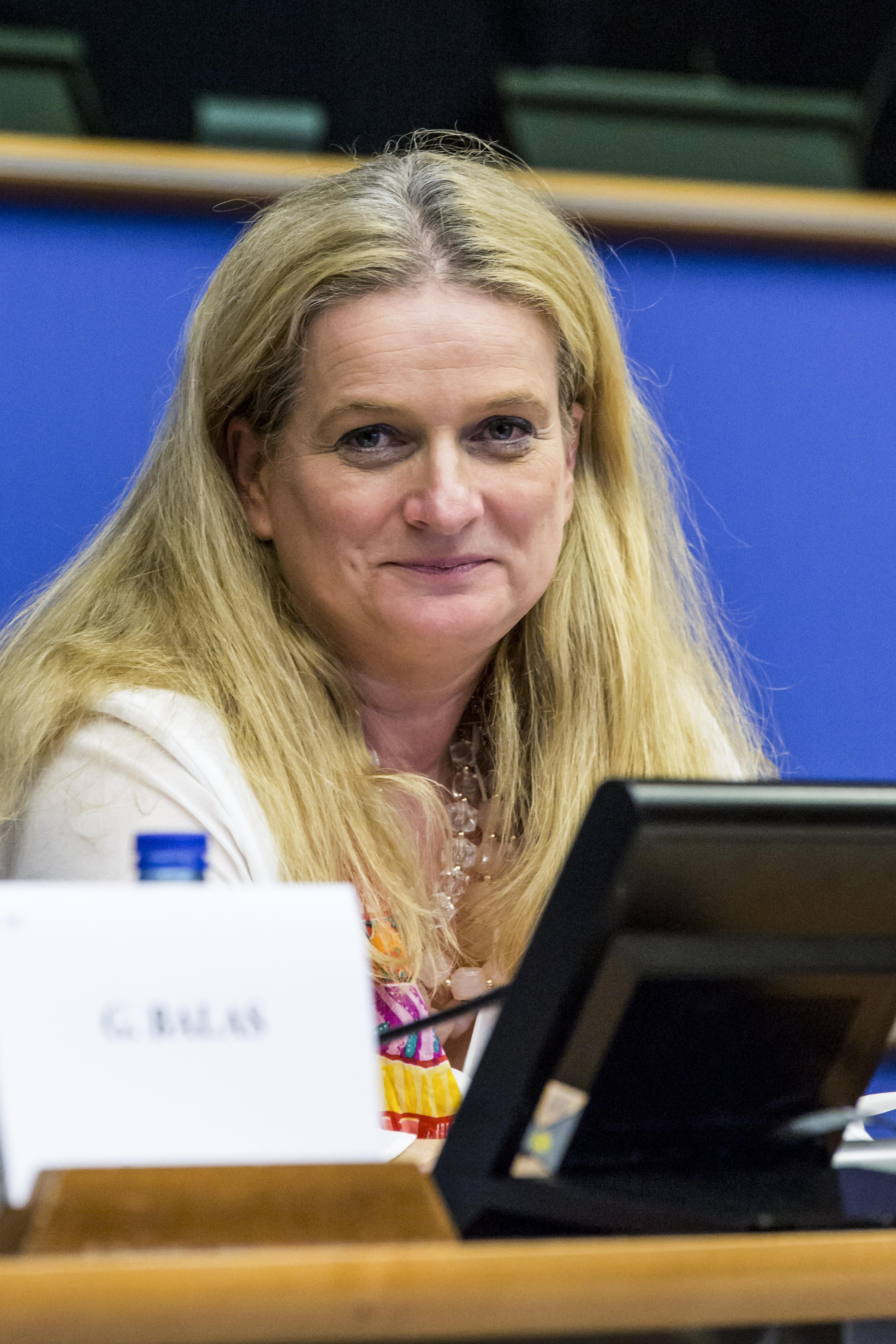 Ulla Engelmann, DG GROW