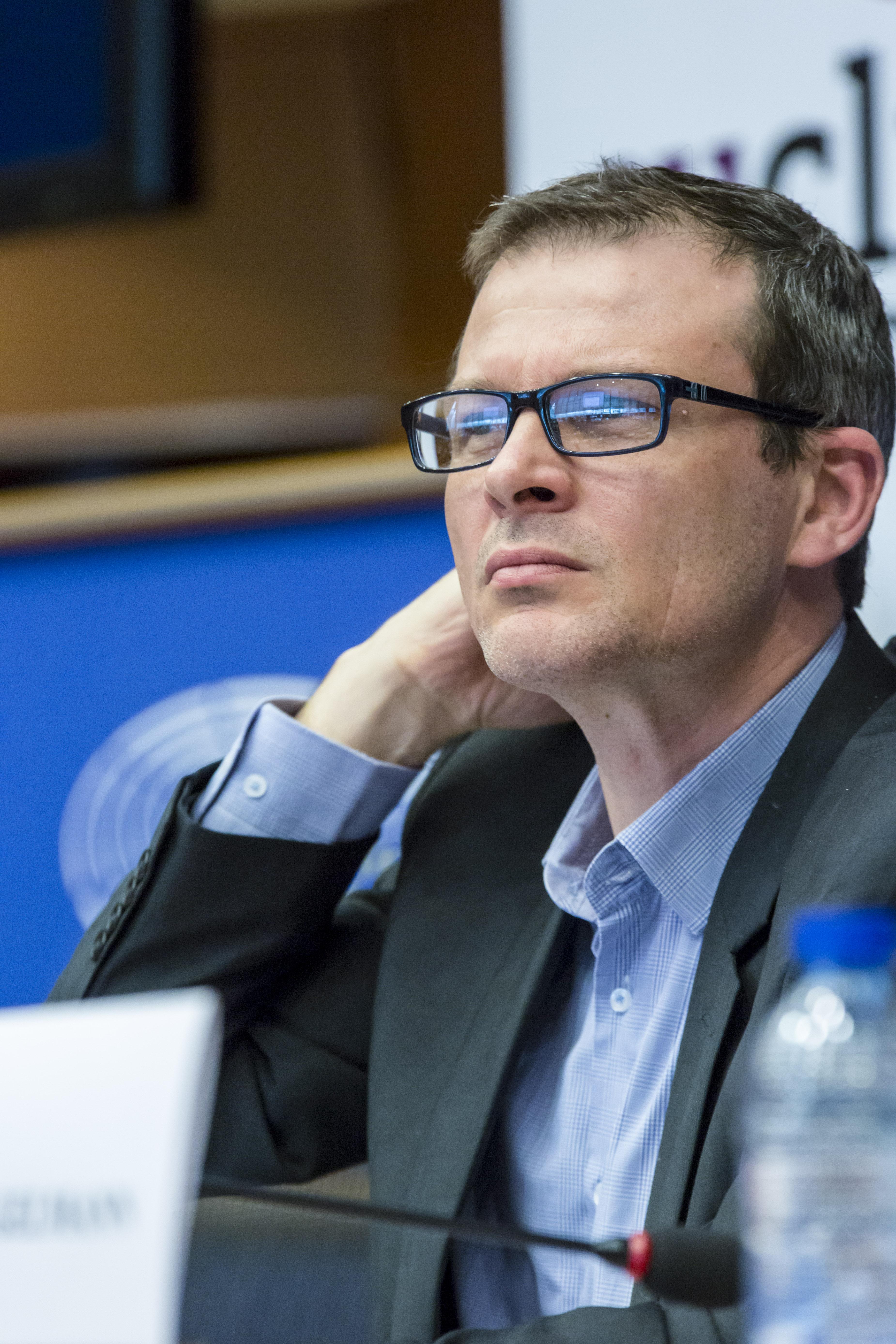 Guillaume Balas MEP